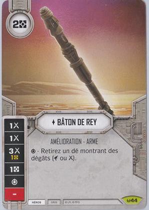 Bâton de Rey