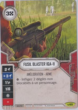 Fusil blaster IQA-11