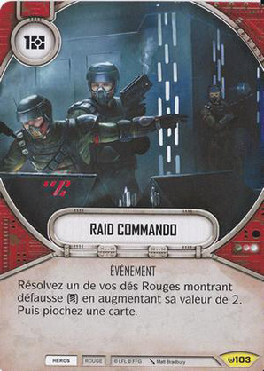 Raid commando