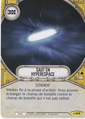 Saut en hyperespace
