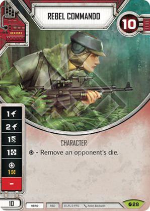 Commando rebelle