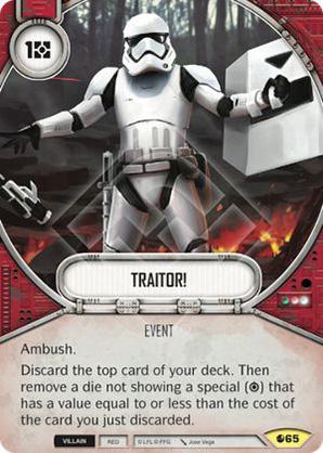 Traître !