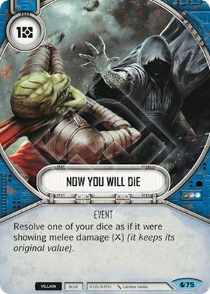 Maintenant tu vas mourir