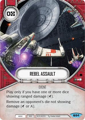 Assaut rebelle