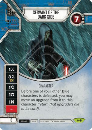 Servant of the Dark Side