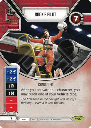 Rookie Pilot