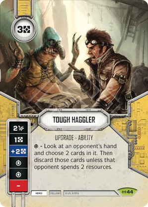 Tough Haggler
