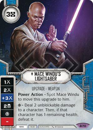 Mace Windu's Lightsaber