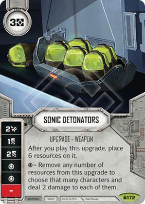 Sonic Detonators