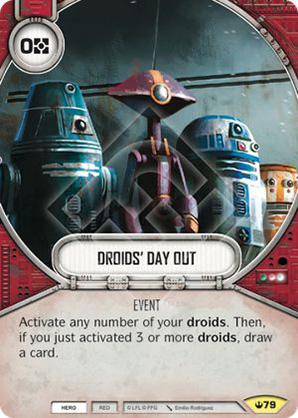 Jour des droïdes