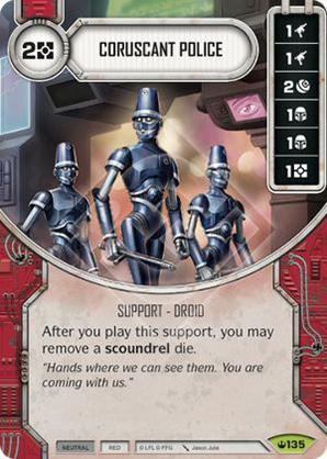 Police de Coruscant
