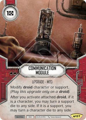 Module de communication