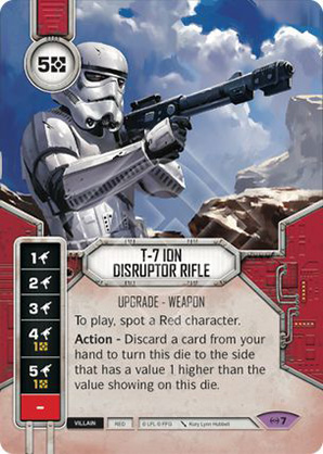 T-7 Ion Disruptor Rifle