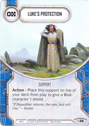 Luke's Protection