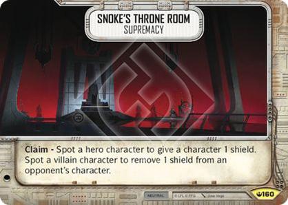 Salle du trône de Snoke